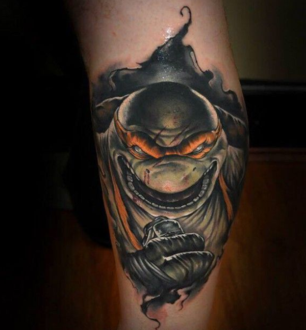 40 best free cartoon tattoo designs and ideas