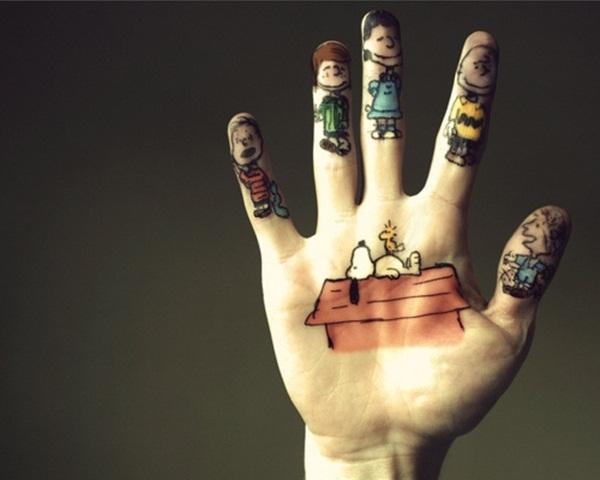Best Free Cartoon Tattoo designs and ideas2-002