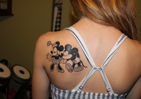 Best Free Cartoon Tattoo designs and ideas21-021