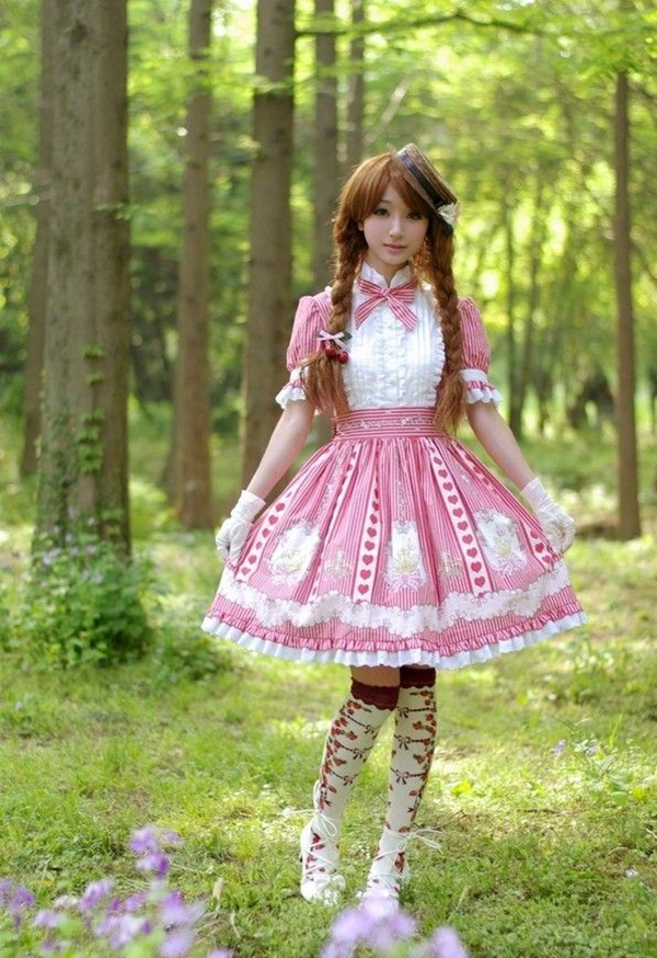 40 Sexy Lolita Cosplay Outfits and Ideas