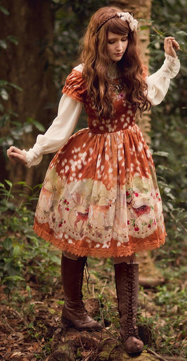 Sexy Lolita Cosplay Outfits and Ideas18-018