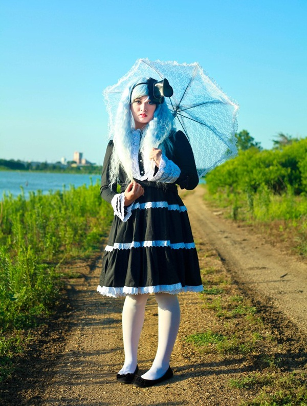 Sexy Lolita Cosplay Outfits and Ideas2-002