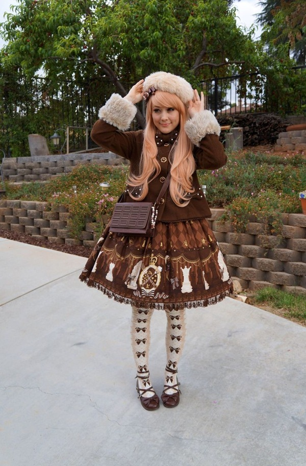 Sexy Lolita Cosplay Outfits and Ideas20-020