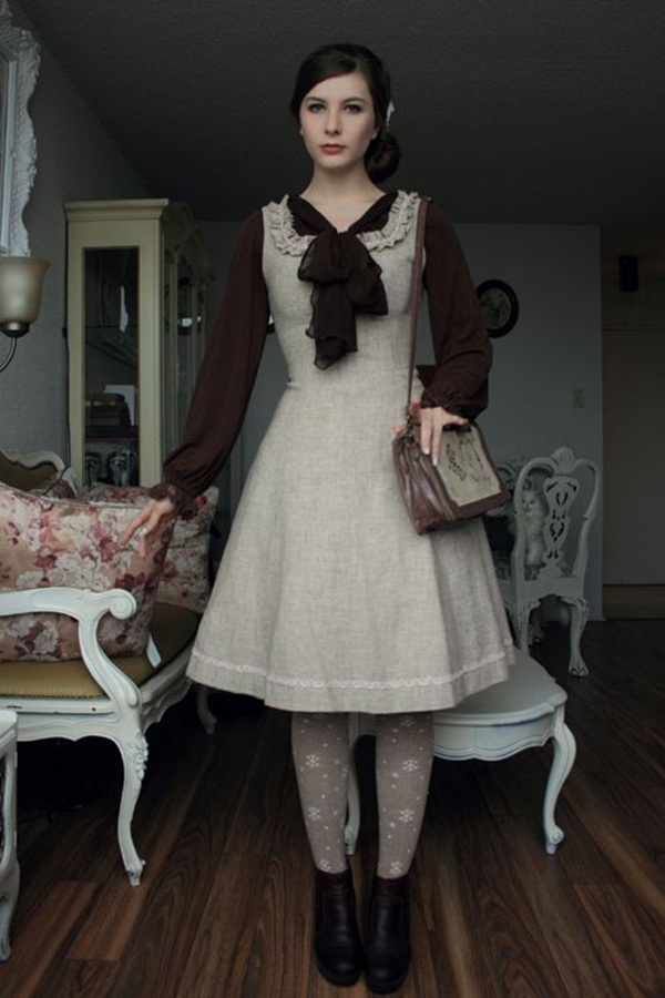 Sexy Lolita Cosplay Outfits and Ideas24-024