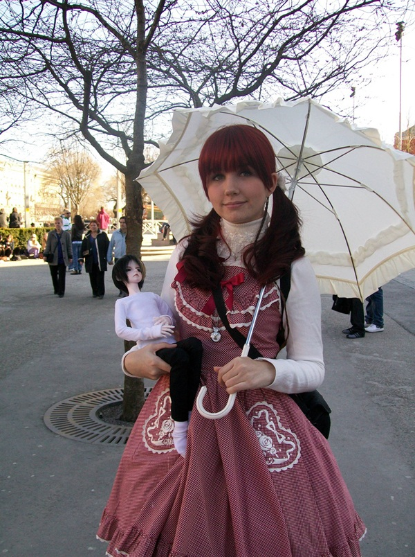 Sexy Lolita Cosplay Outfits and Ideas25-025