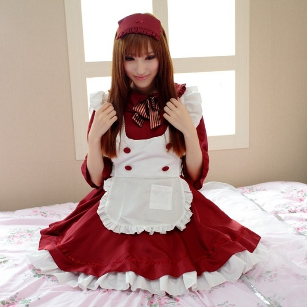 Sexy Lolita Cosplay Outfits and Ideas26-026
