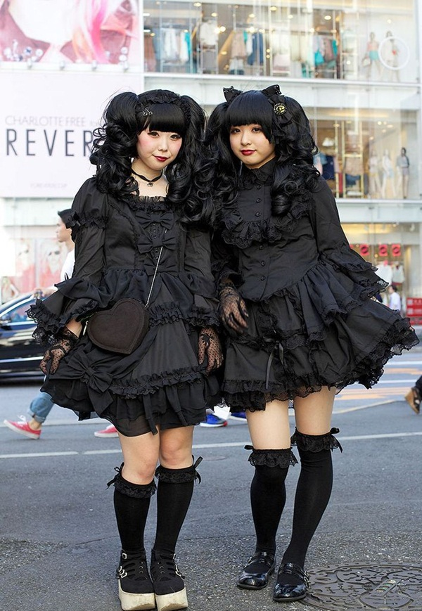 Sexy Lolita Cosplay Outfits and Ideas28-028