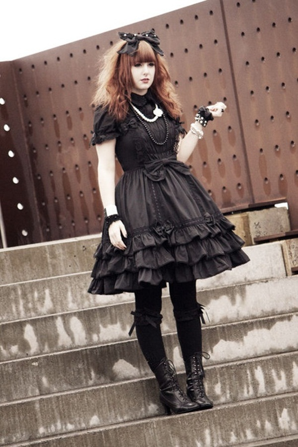 Sexy Lolita Cosplay Outfits and Ideas29-029