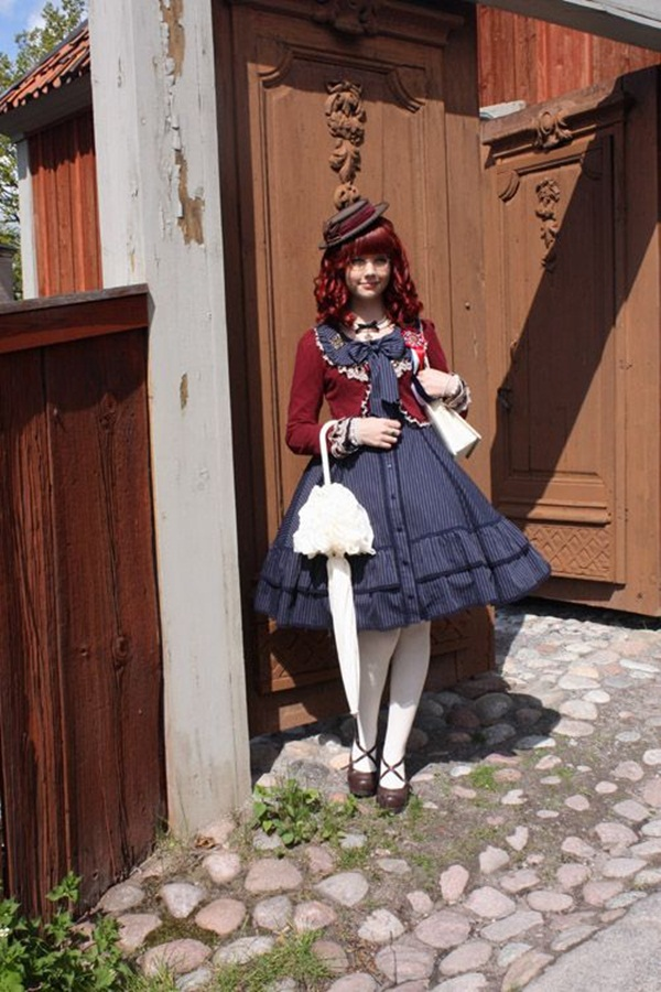 Sexy Lolita Cosplay Outfits and Ideas4-004