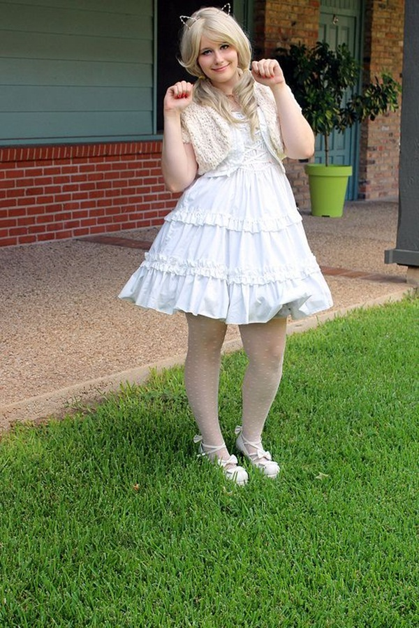 Sexy Lolita Cosplay Outfits and Ideas5-005
