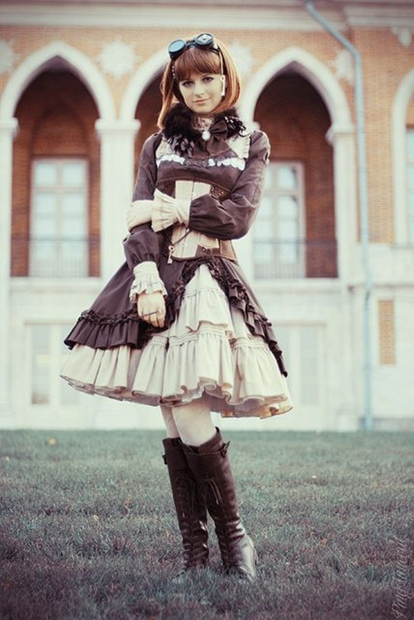 Sexy Lolita Cosplay Outfits and Ideas7-007