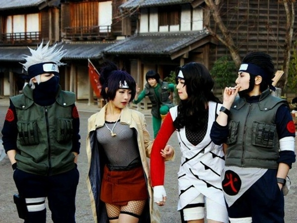 Best Naruto Cosplay Ideas Ever15