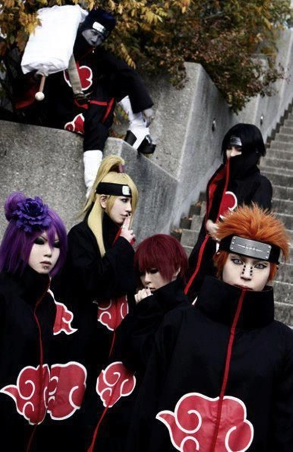 Best Naruto Cosplay Ideas Ever25