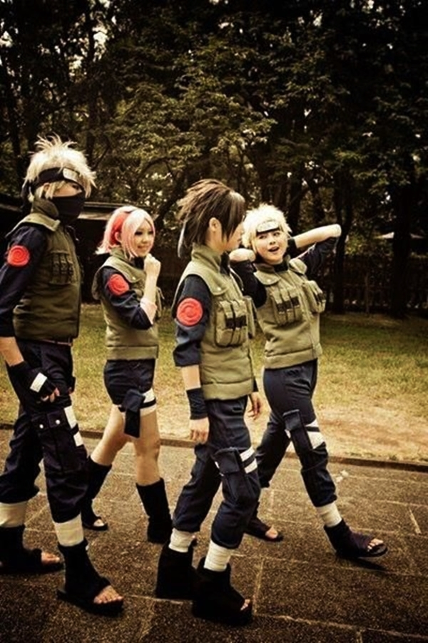 Best Naruto Cosplay Ideas Ever35