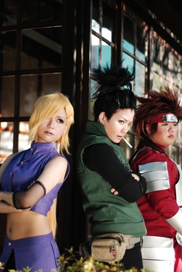 Best Naruto Cosplay Ideas Ever8