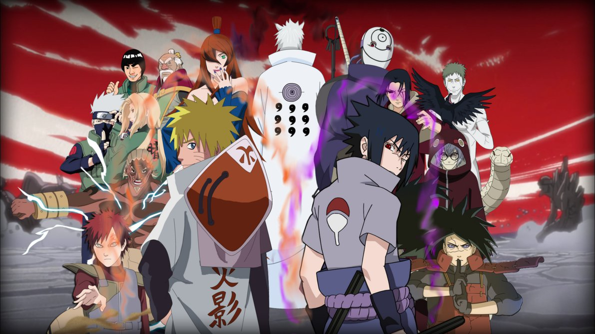 Naruto Hd Wallpapers For Desktop 7 Cartoon District