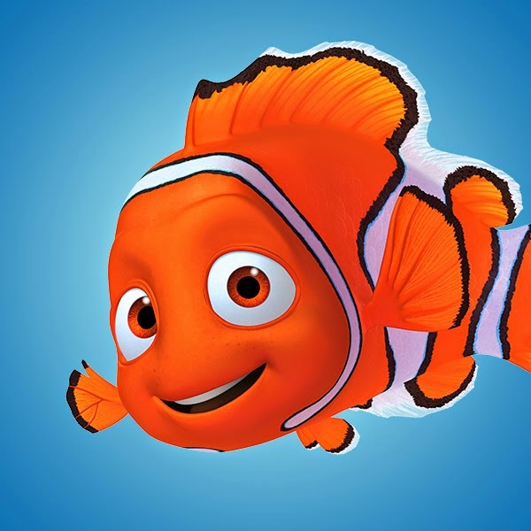 40 cute cartoon names for baby girls and baby boys for Finding nemo fish names