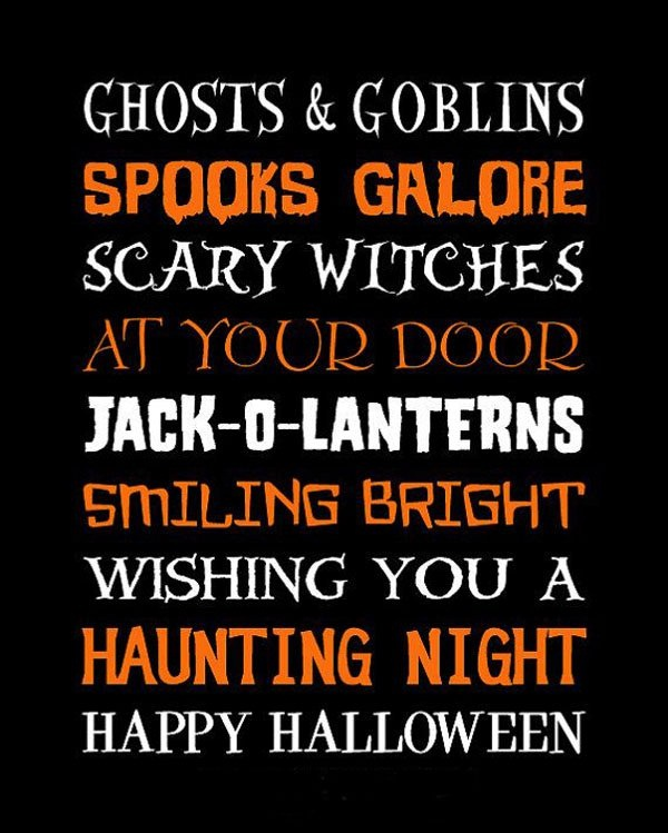 Happy Halloween Quotes And Sayings: 50 Funny Happy Halloween Quotes For Halloween Cards
