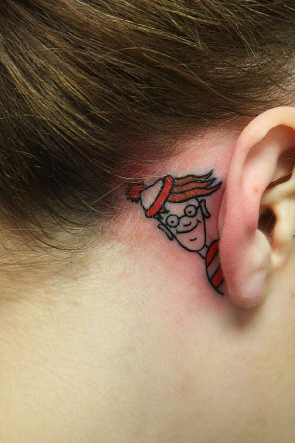 best funny tattoo designs and ideas6-006