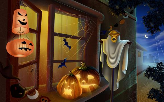 halloween wallpapers  (2)