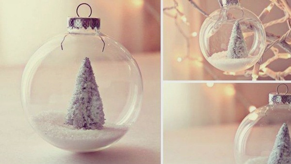 DIY Christmas Snow Globe Ideas for Kids26