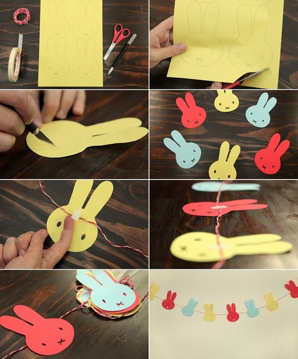 DIY Paper Crafts Ideas for Kids1