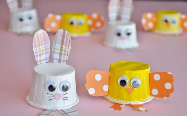 DIY Paper Crafts Ideas for Kids10