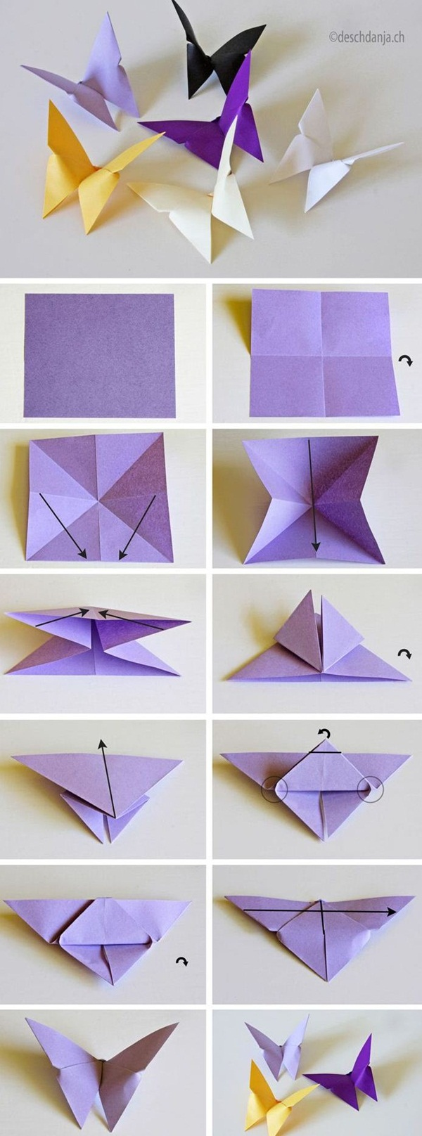 DIY Paper Crafts Ideas for Kids24