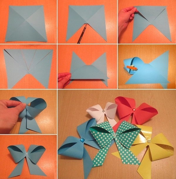 DIY Paper Crafts Ideas for Kids26