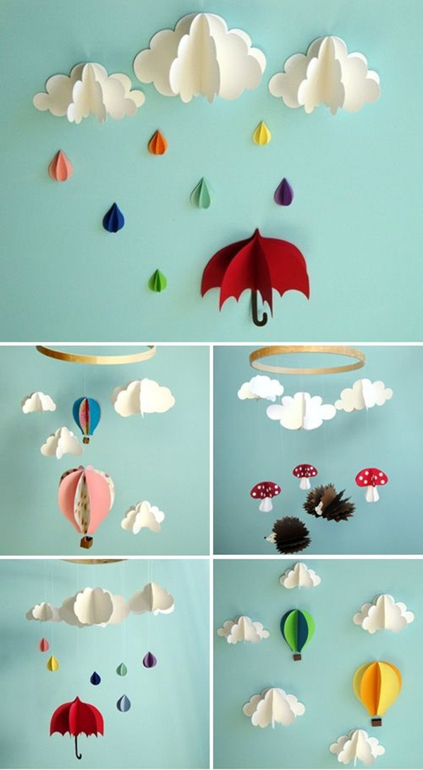 DIY Paper Crafts Ideas for Kids33