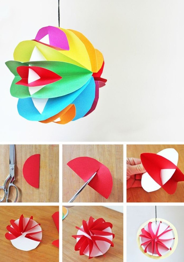 DIY Paper Crafts Ideas for Kids34