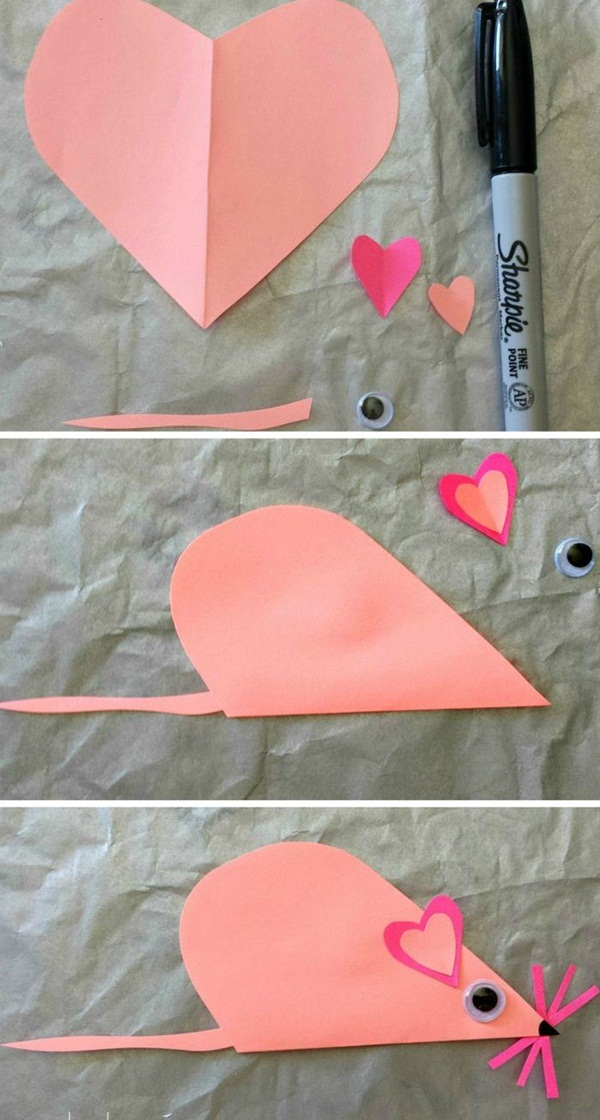 DIY Paper Crafts Ideas for Kids36