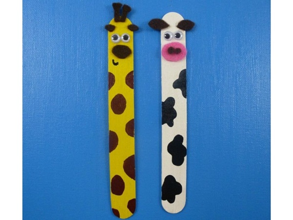 Easy Art and Craft Ideas for Kids for School11