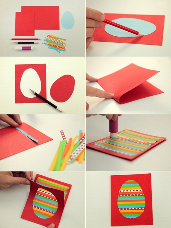 Easy Art and Craft Ideas for Kids for School5