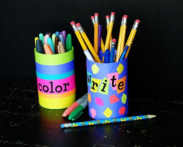 Easy Art and Craft Ideas for Kids for School7