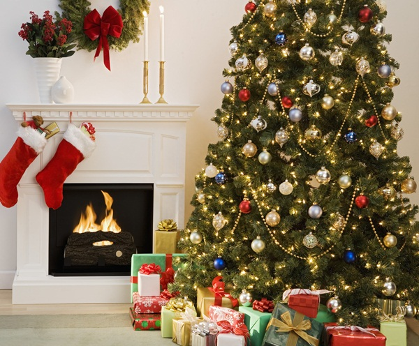Easy Christmas tree decorating ideas13