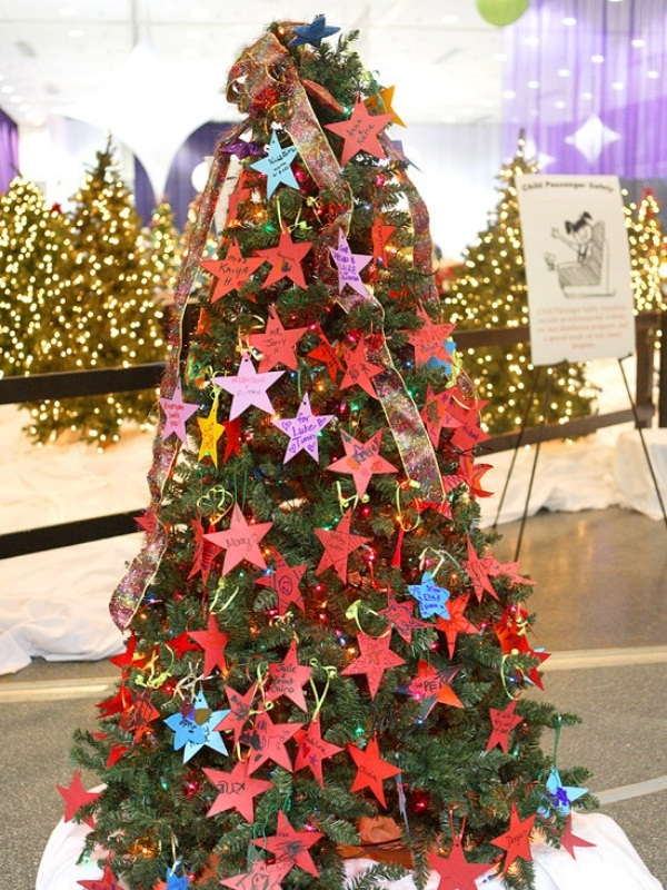 Easy Christmas tree decorating ideas24