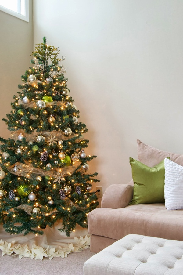 Easy Christmas Tree Decorating Ideas28