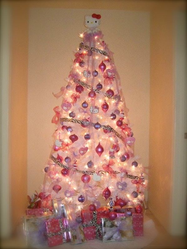 Easy Christmas tree decorating ideas32