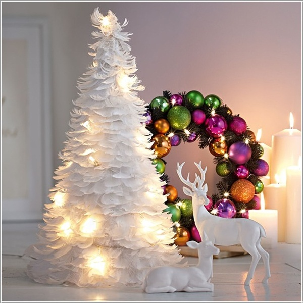 Easy Christmas tree decorating ideas39