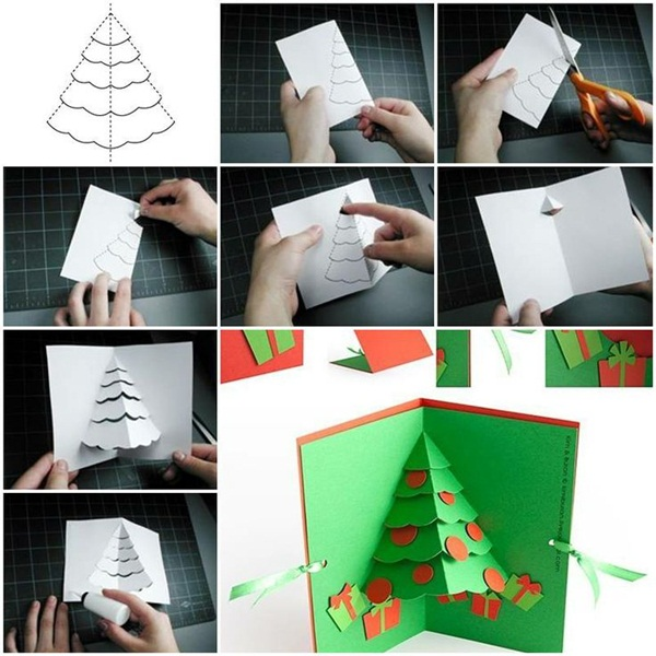 Simple Christmas Craft Ideas for Kids1