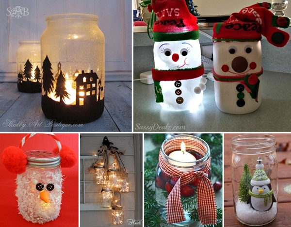Simple Christmas Craft Ideas for Kids10.