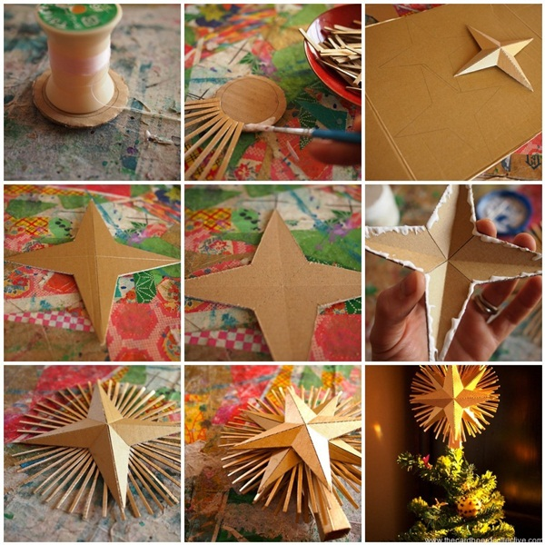 Simple Christmas Craft Ideas for Kids11.