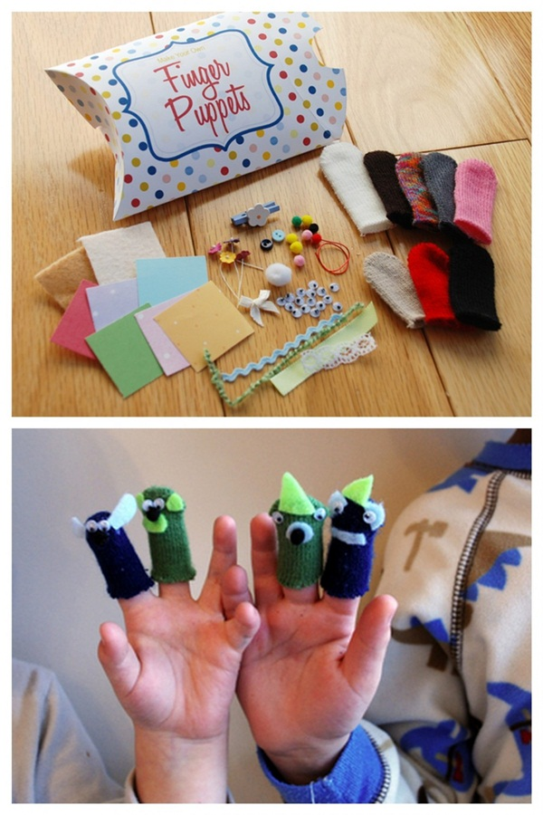 Simple Christmas Craft Ideas for Kids14.
