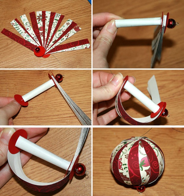 Simple Christmas Craft Ideas for Kids21.