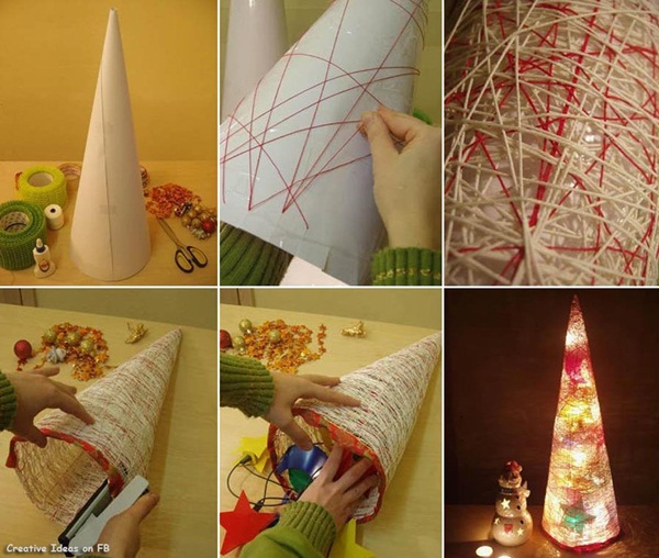 Simple Christmas Craft Ideas for Kids3
