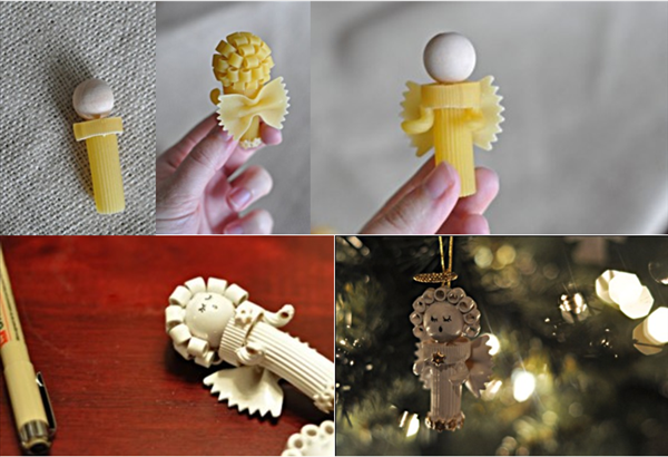 Simple Christmas Craft Ideas for Kids5.