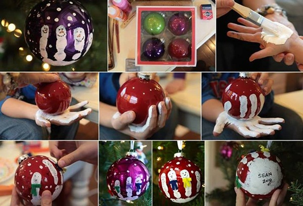 Simple Christmas Craft Ideas for Kids7.
