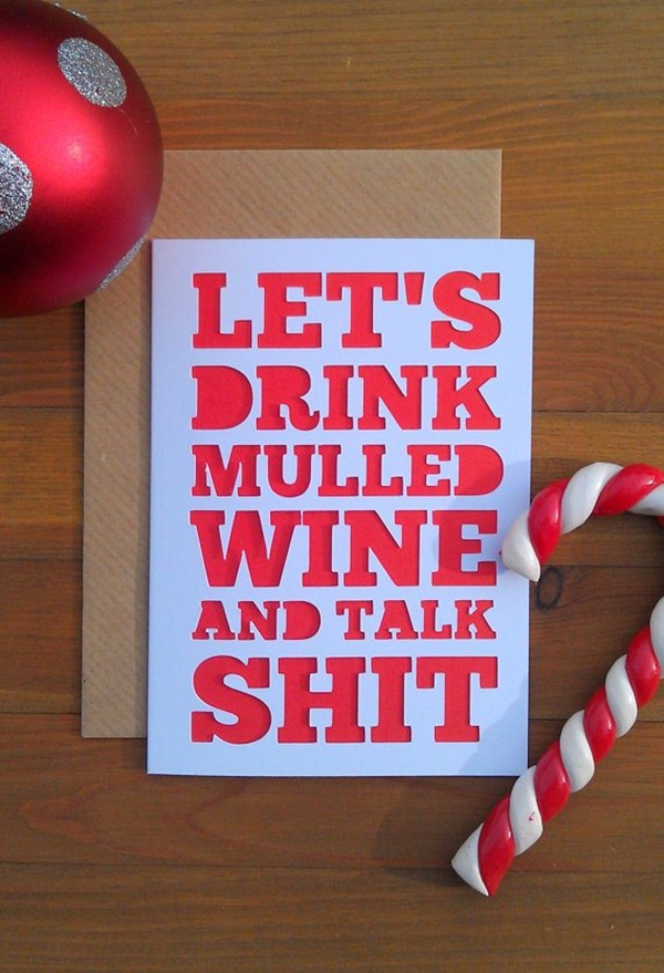 funny Christmas sayings for cards2