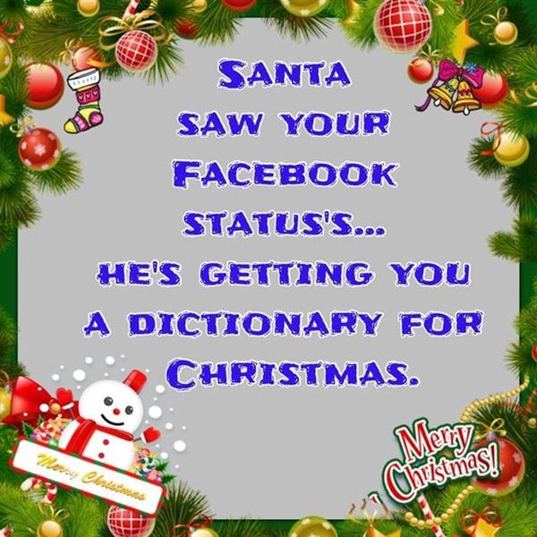 funny Christmas sayings for cards20